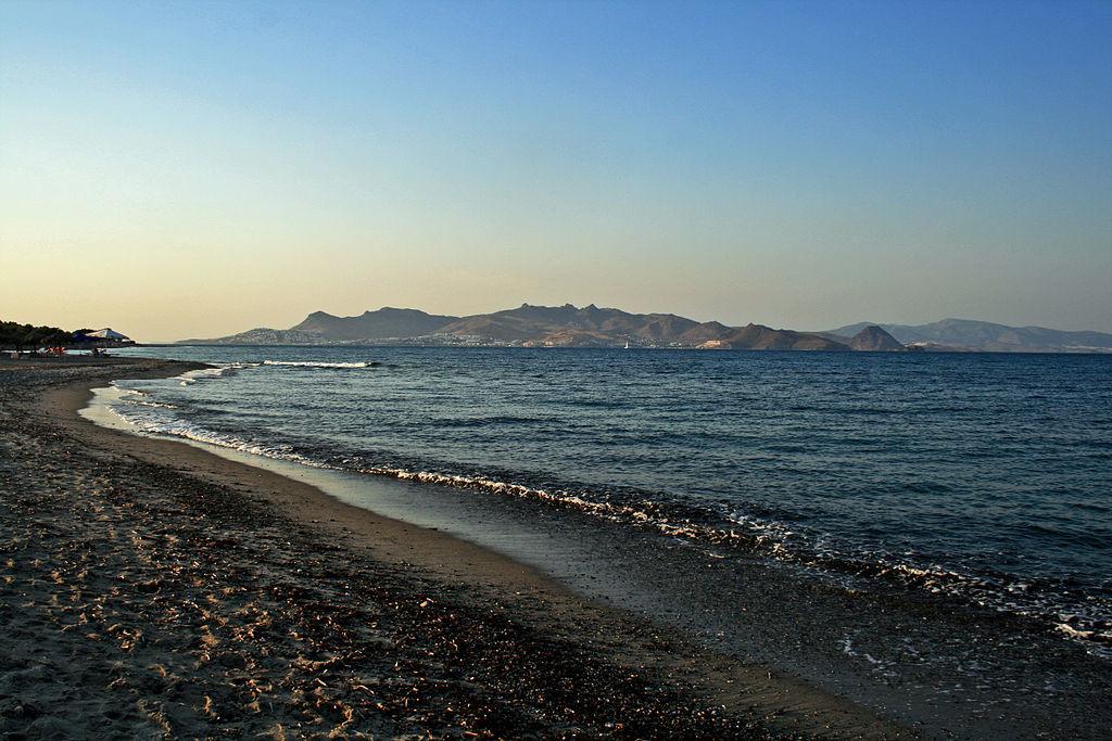 Strand auf der Insel Kos